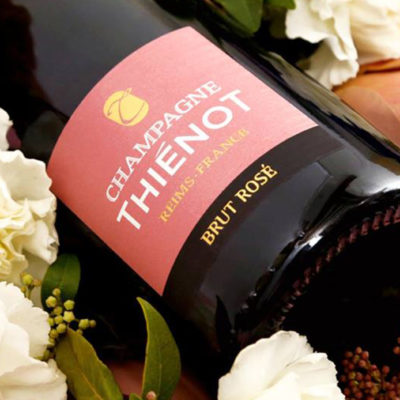The Tannin Level House Champagne: Thienot – Champagne of the Oscars!