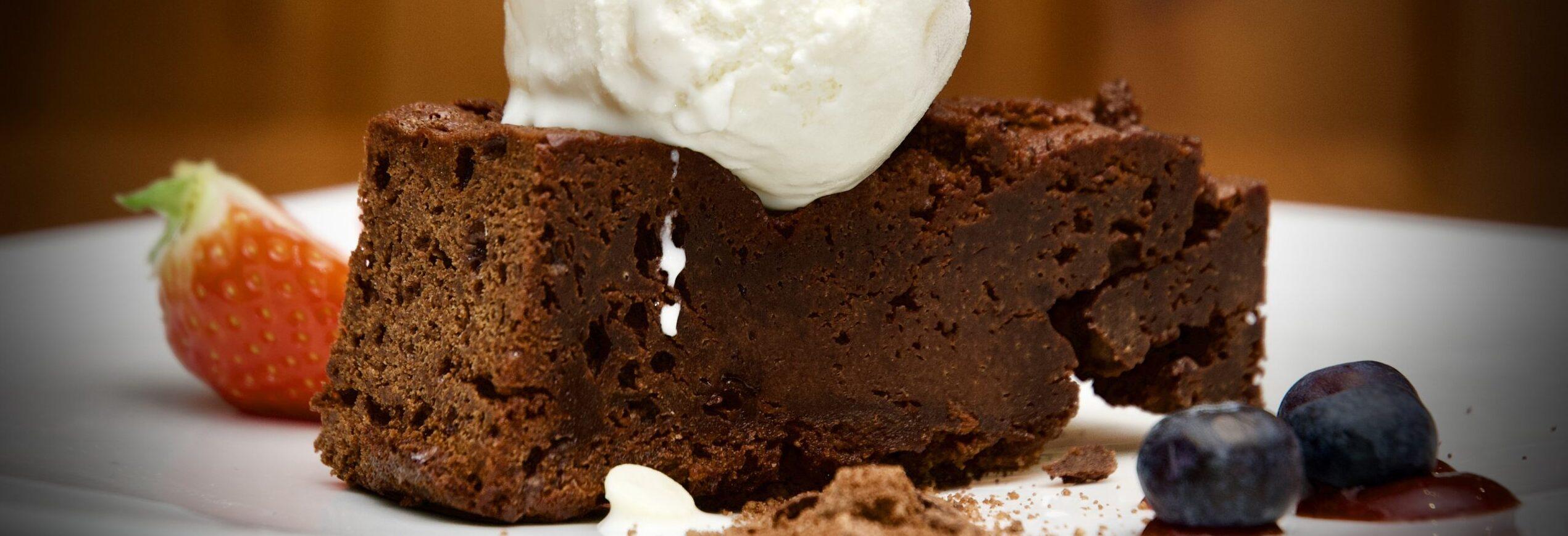 Chocolate Brownie...