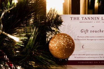 Tannin Level Gift Vouchers… A Perfect Christmas Gift!